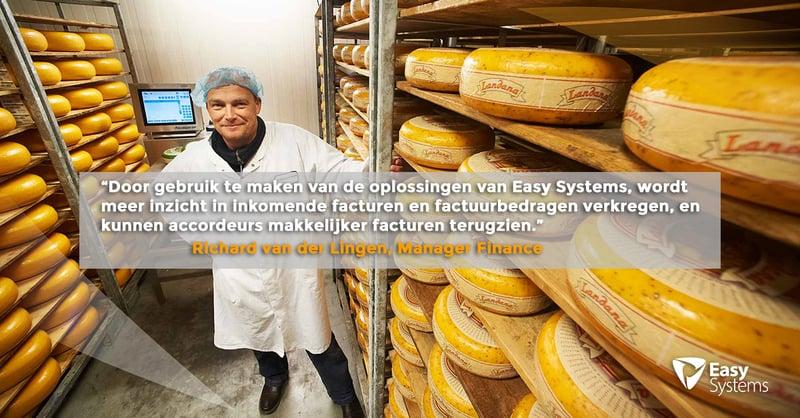 factuurverwerking automatiseren case study Vandersterre quote Richard van der Lingen 1200x627
