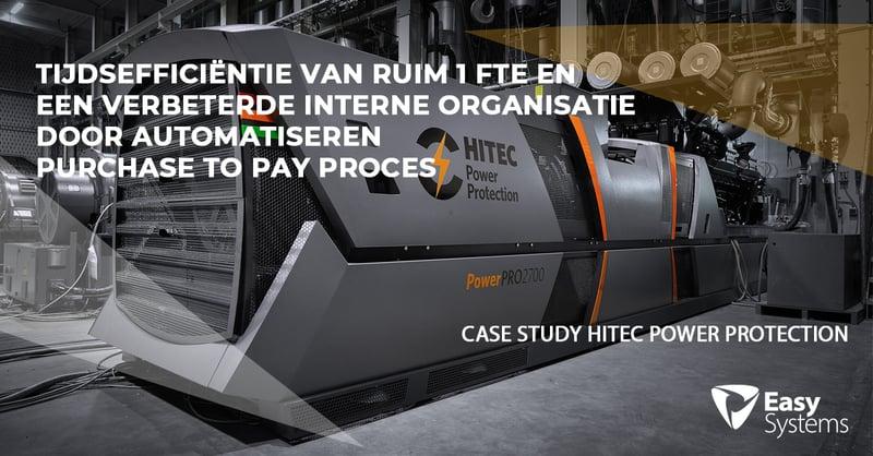 geautomatiseerd inkoop- en factuurverwerkingsproces HITEC Power Protection quote 1200x627
