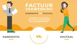 infographic handmatig vs digitaal